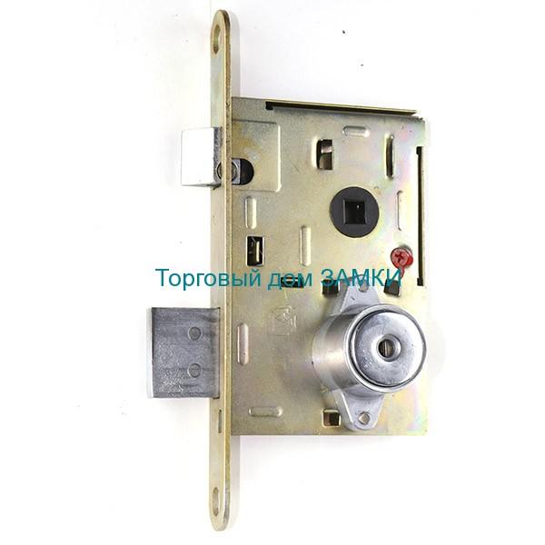 Замок дверной врезной ЗВ4Д Зенит (аналог ШО-25) дисковый с ручками
