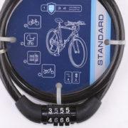 Замок навесной ВС PD 82-65 велосипедный кодовый АПЕКС