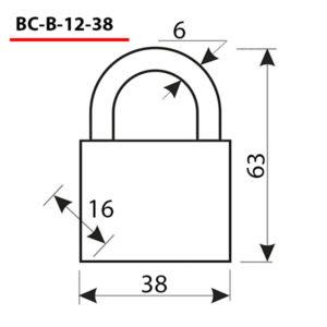 ВС-В-12-38 КРАБ