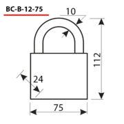 ВС-В-12-75 схема
