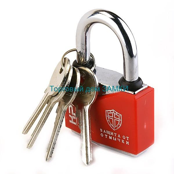 Купить в магазине Замок навесной ВС-В-13Х-50 КРАБ завода ЧАЗ