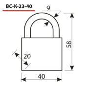 ВС-К-23-40 схема